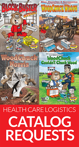 Health Care Logistics Catalog Request